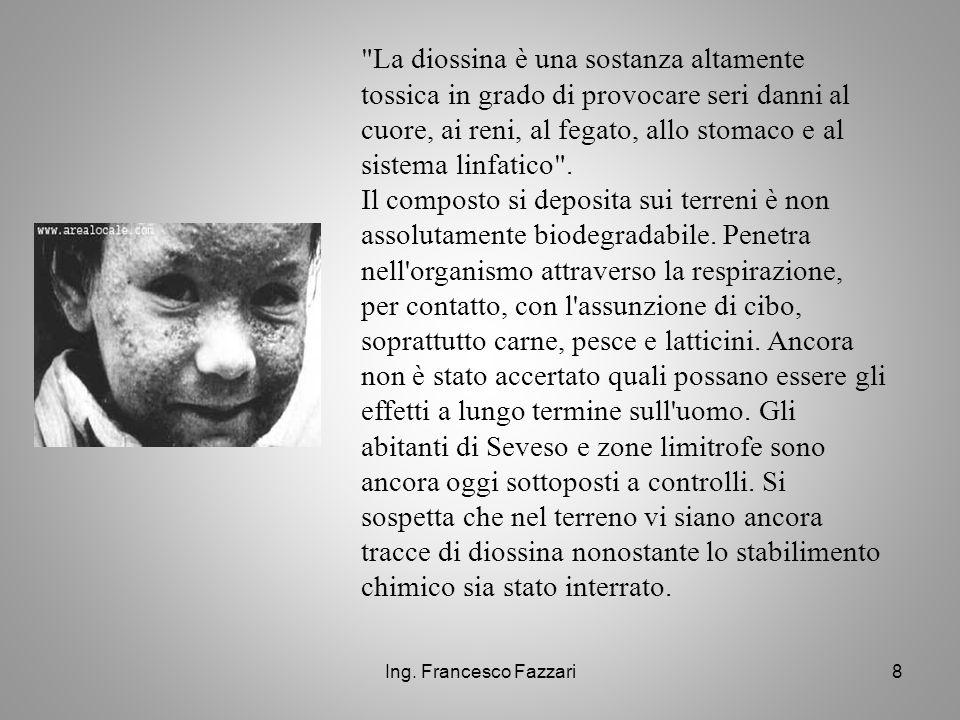 Ing.Francesco Fazzari19 Principale normativa nazionale  D.L.