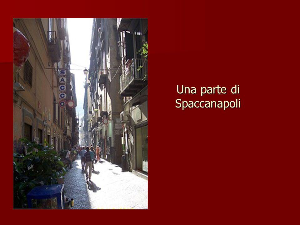 Una parte di Spaccanapoli