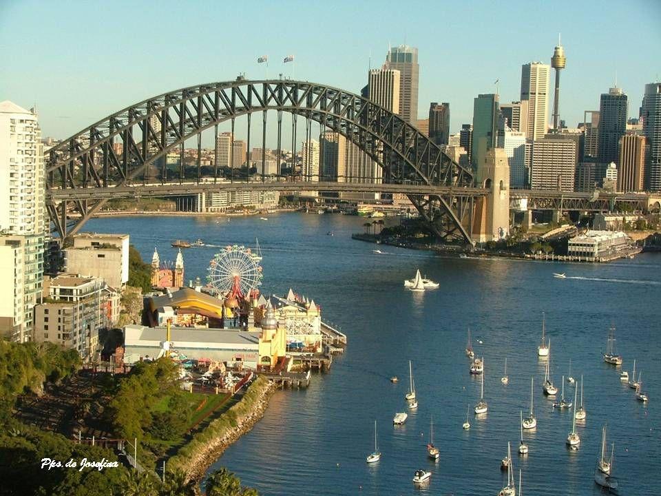 SYDNEY Sydney è una città dell'Australia sud- orientale, capitale dello stato del Nuovo Galles del Sud, è la città australiana più antica (fu fondata