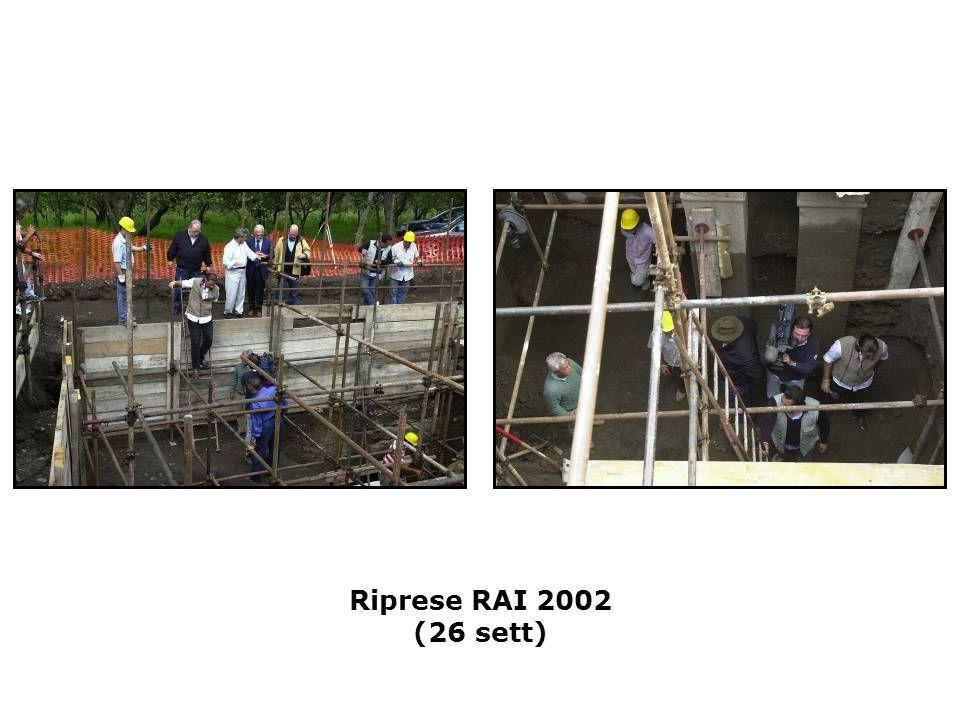 Riprese RAI 2002 (26 sett)