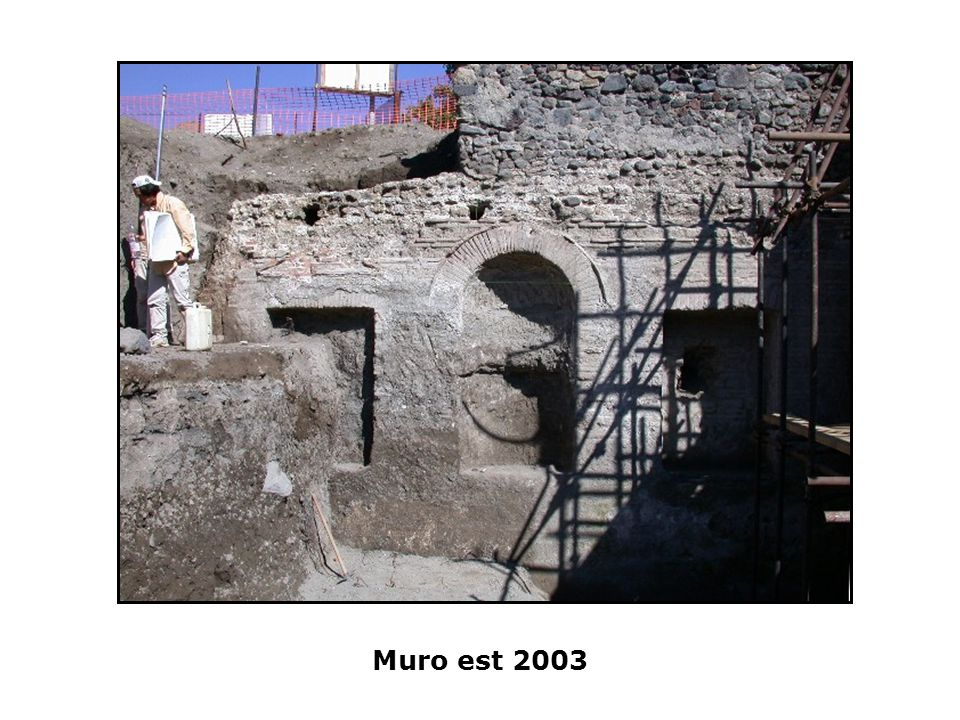Muro est 2003