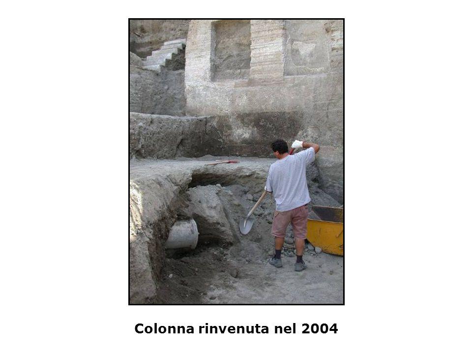 Colonna rinvenuta nel 2004
