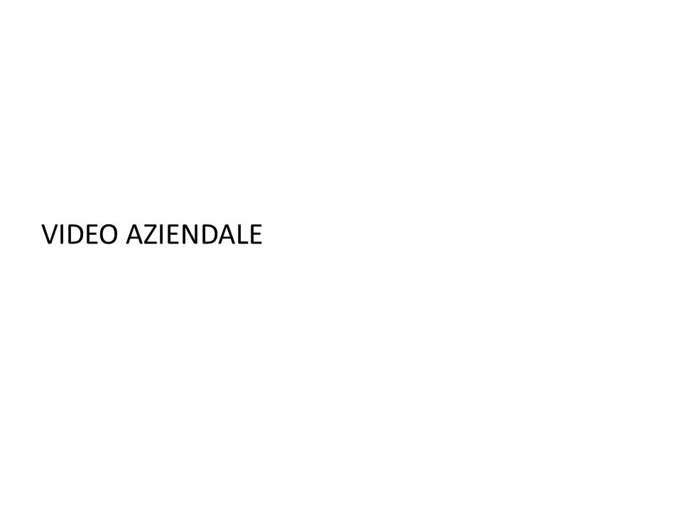 VIDEO AZIENDALE