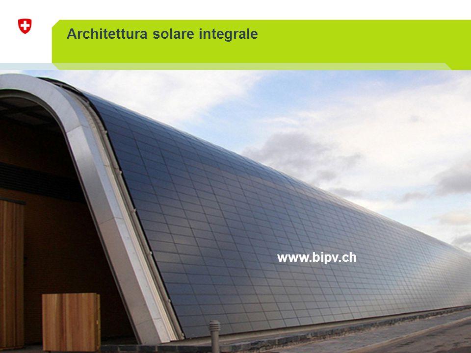16 28 novembre 2014 : Presentazione risanamento edificio PF a Chiasso Claudio Caccia, delegato SvizzeraEnergia per la Svizzera italiana Architettura solare integrale www.bipv.ch