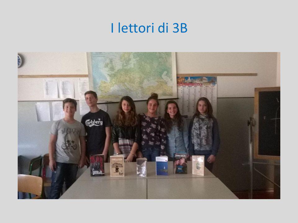 I lettori di 3B