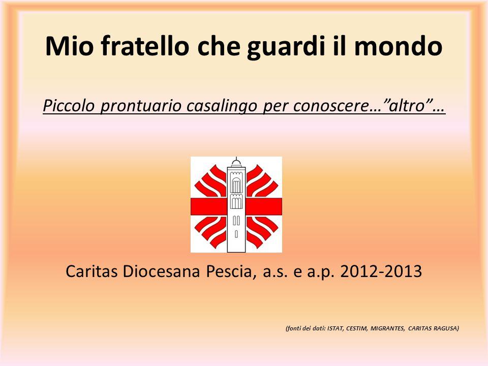 Stranieri residenti in Italia cittadini dei primi tre paesi prevalenti per regione al 1° gennaio 2011