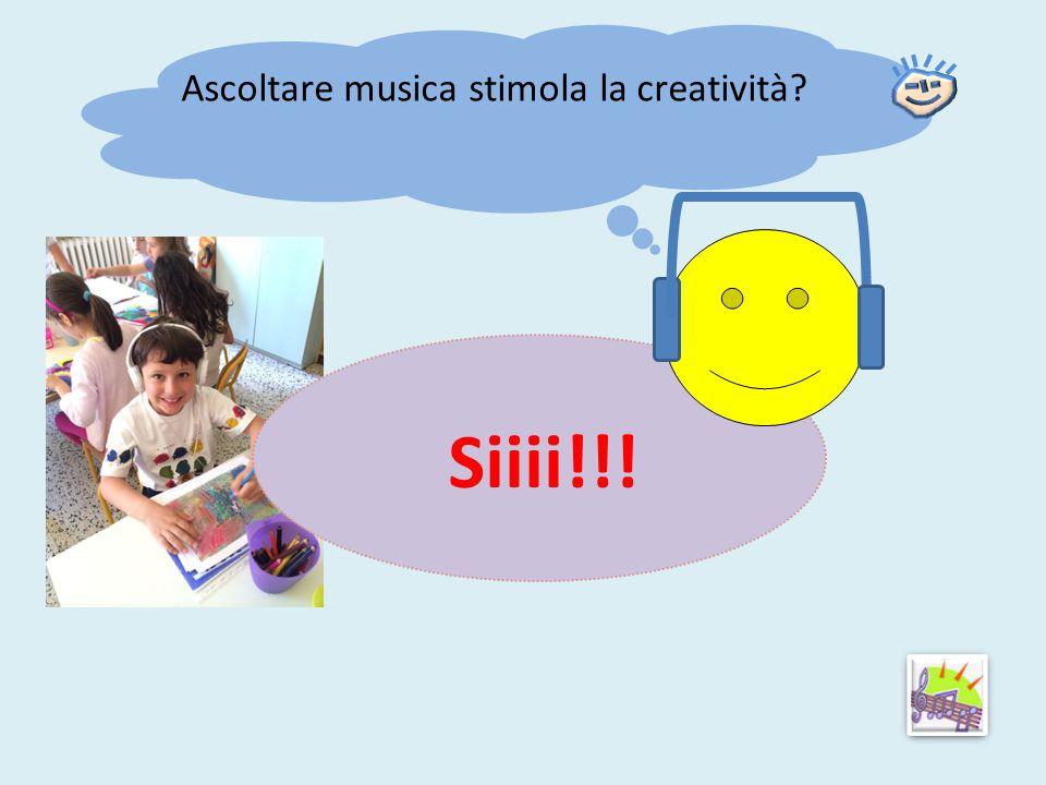 Ascoltare musica stimola la creatività? Siiii!!!