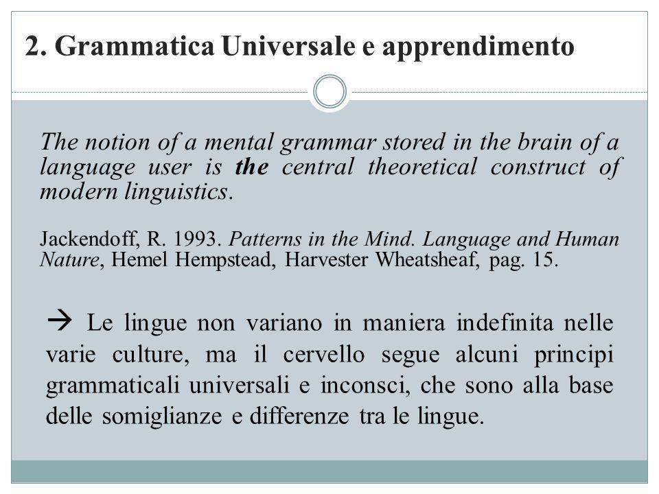 Il soggetto in grammatiche antiche Nomen subiectum est, oratio praedicatum (Boeth.