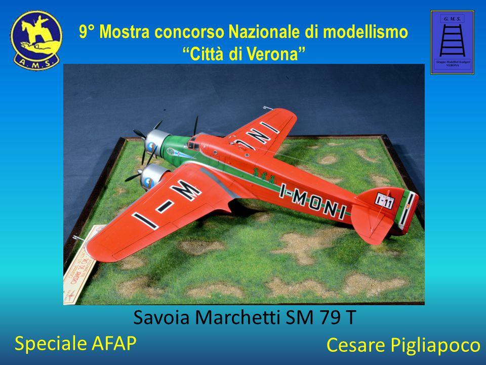 Roberto Corsi Storia e sviluppo dei bombardieri USAF 9° Mostra concorso Nazionale di modellismo Città di Verona