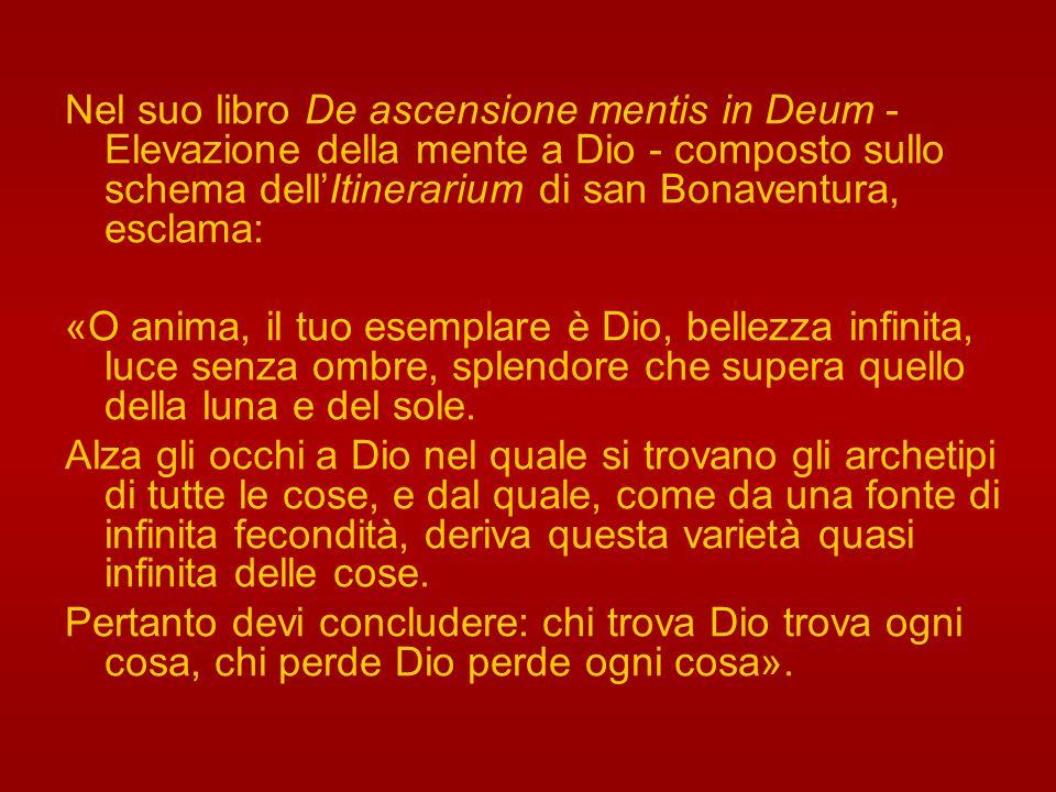 San Bellarmino offre così un modello di preghiera, anima di ogni attività: una preghiera che ascolta la Parola del Signore, che è appagata nel contemp