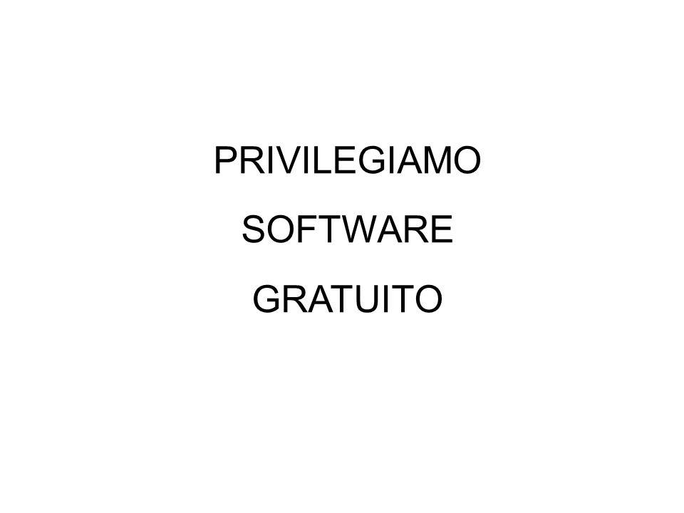 PRIVILEGIAMO SOFTWARE GRATUITO