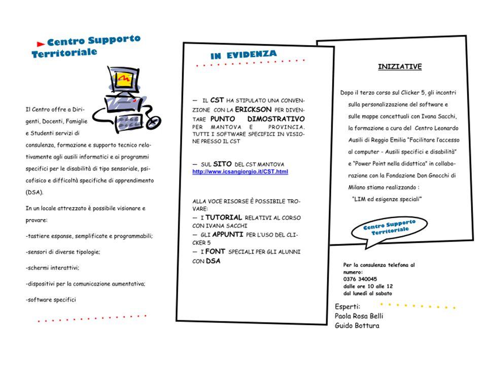 Archivio continente informazioni dettagliate su: - Prodotti software commerciali presenti presso la BSD (Biblioteca del Software Didattico dell ITD-CNR) - Prodotti software sviluppati dalle scuole www.itd.genova.cnr.it