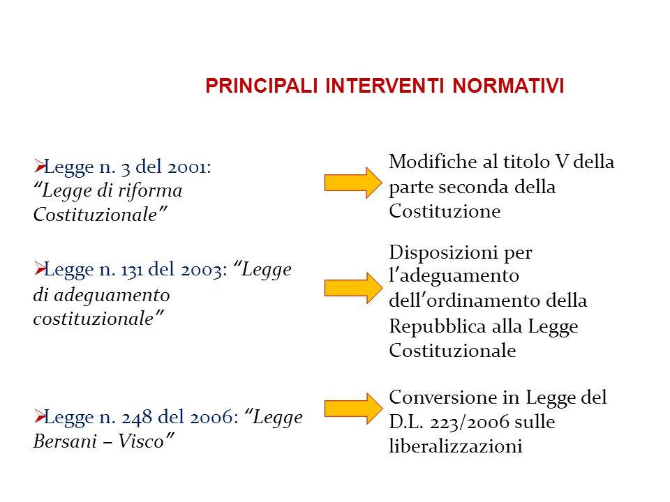 Principi e Criteri direttivi Generali (6) Prof.