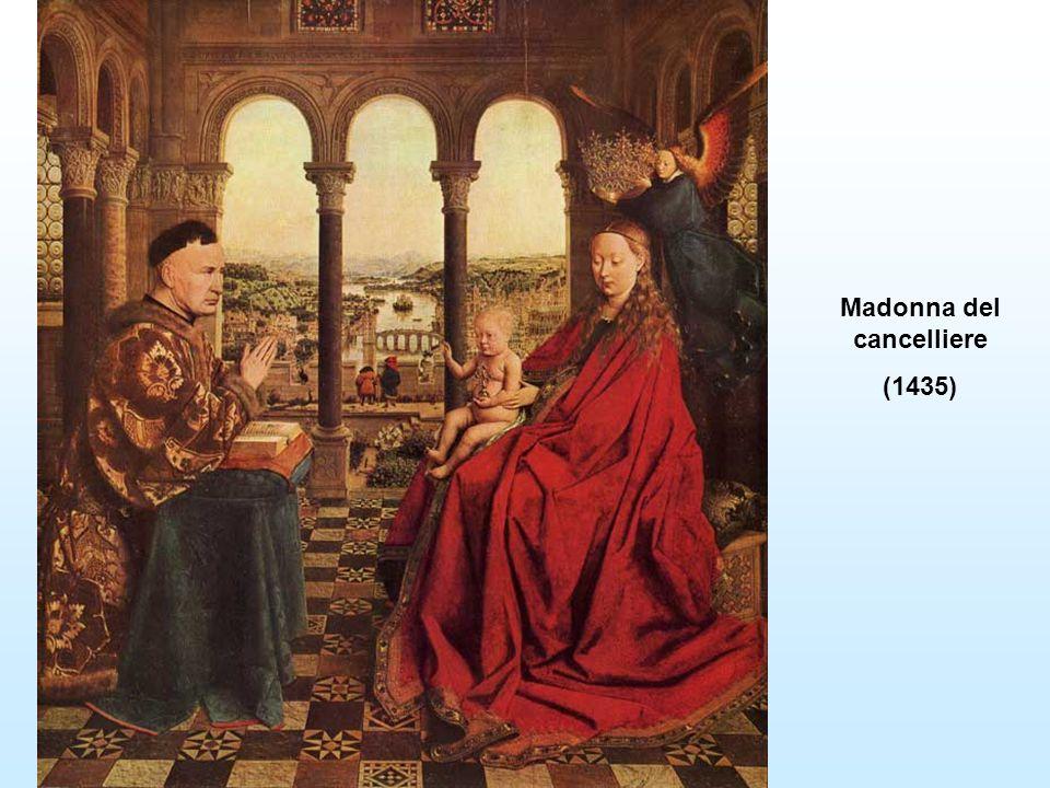 Madonna del cancelliere (1435)