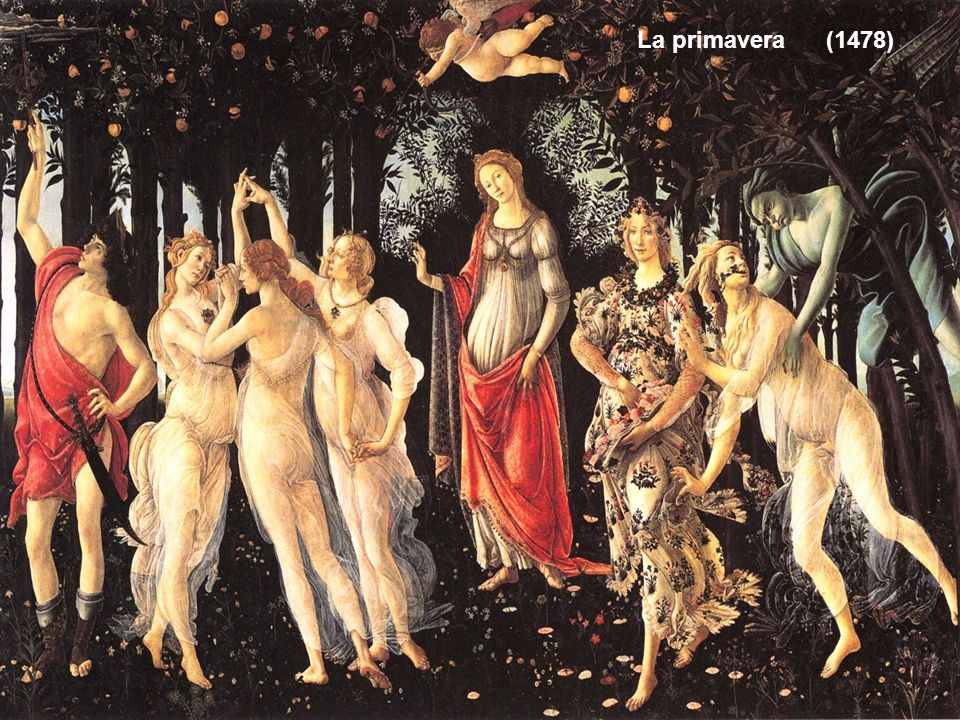 La primavera (1478)