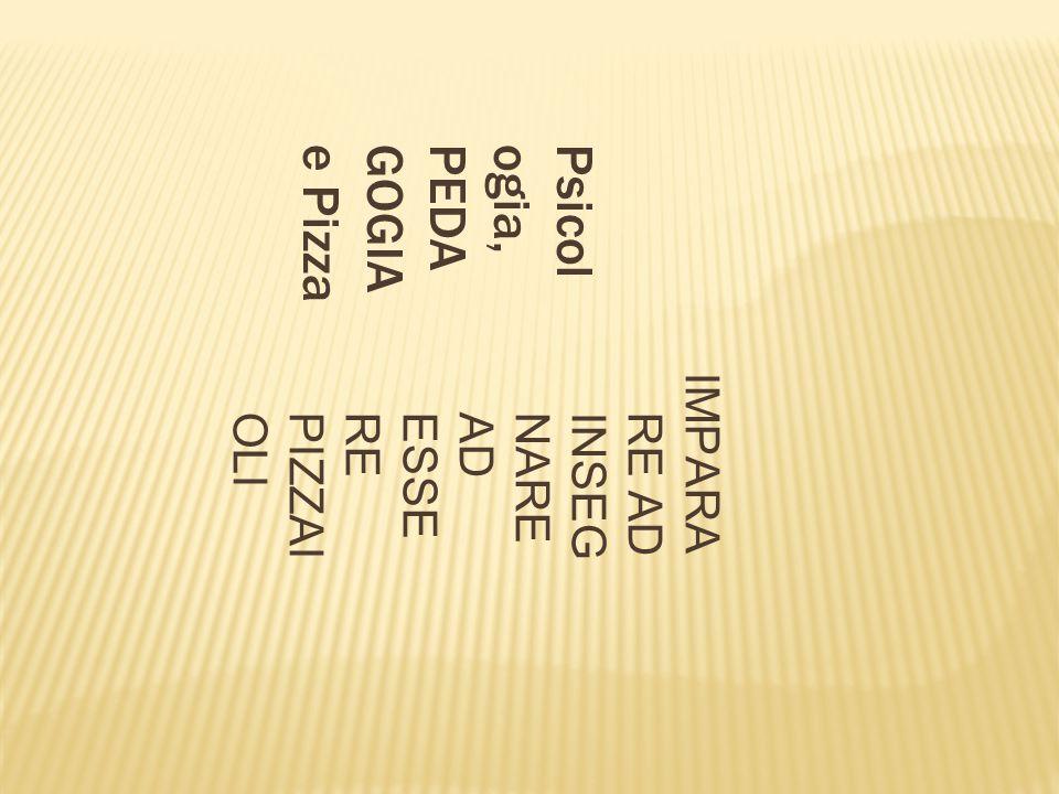 Esercitazione pratica 3 Capricciosa 1 capricciosa - prosciutto 2 W 3 capperi W 1 formaggi