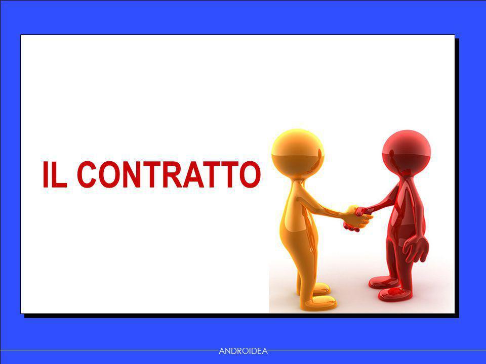 ANDROIDEA IL CONTRATTO