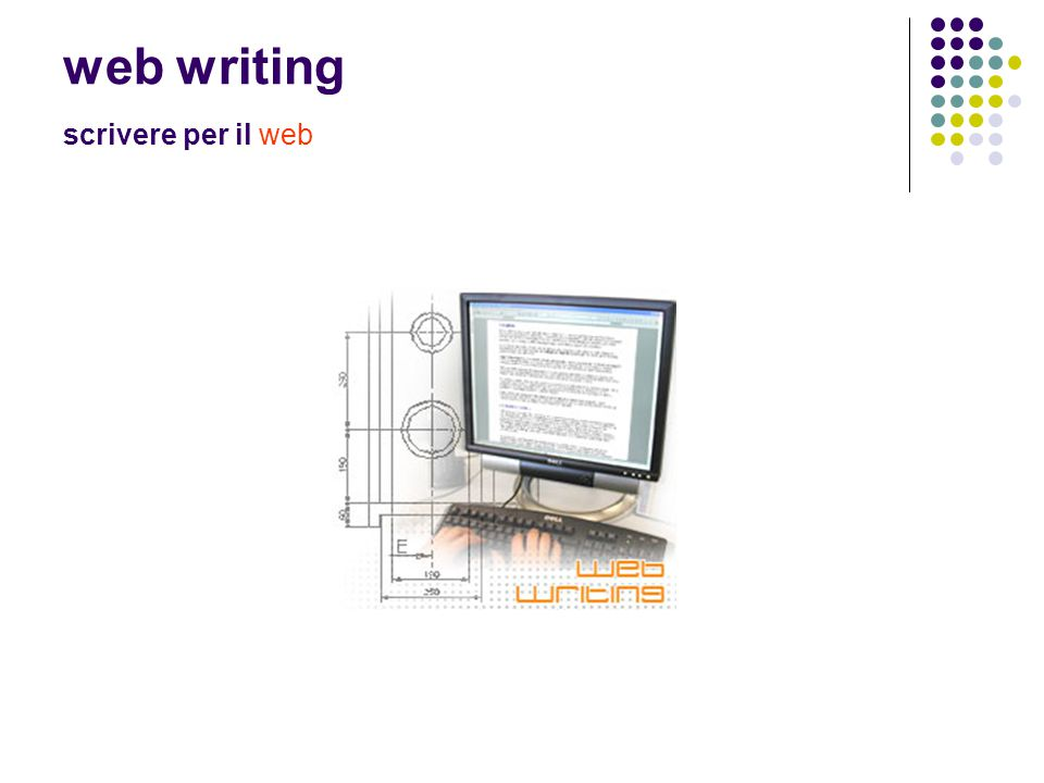 web writing scrivere per il web