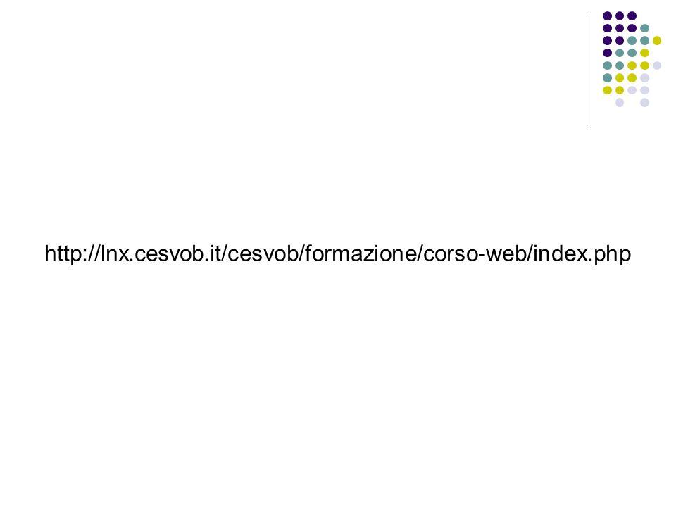 http://lnx.cesvob.it/cesvob/formazione/corso-web/index.php