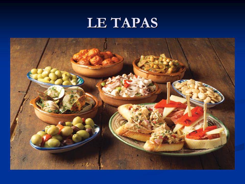LE TAPAS