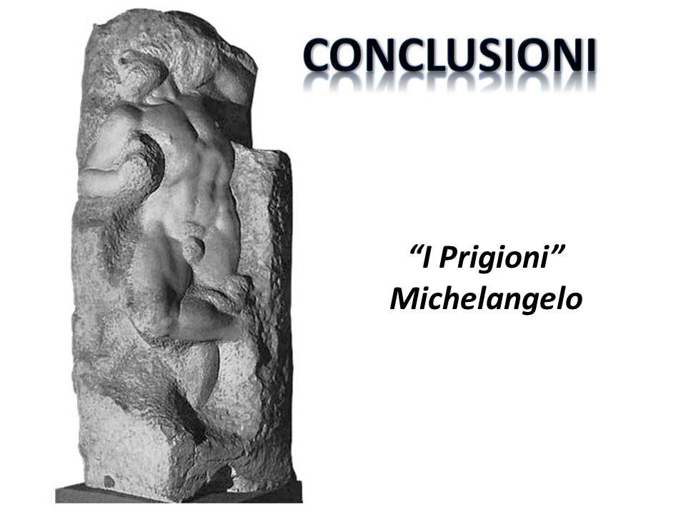 """I Prigioni"" Michelangelo"