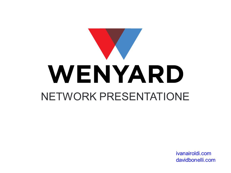 NETWORK PRESENTATIONE ivanairoldi.com davidbonelli.com