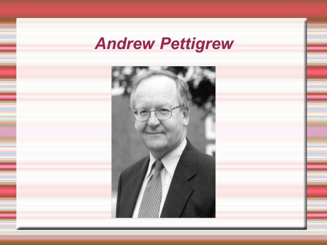Andrew Pettigrew