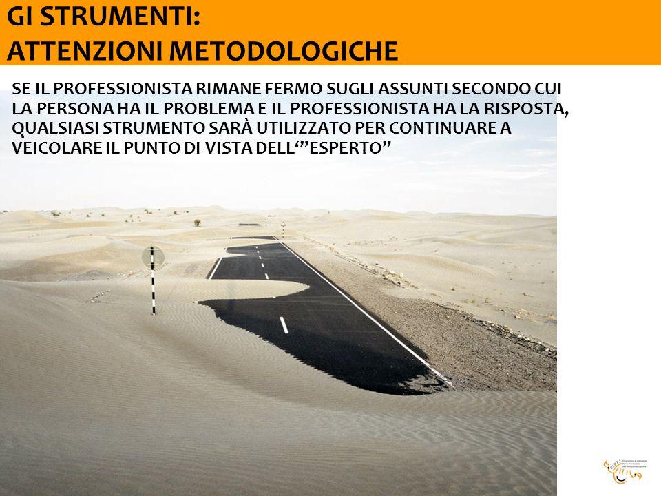GI STRUMENTI: ATTENZIONI METODOLOGICHE LabRIEF - 2014 - P.I.P.P.I.