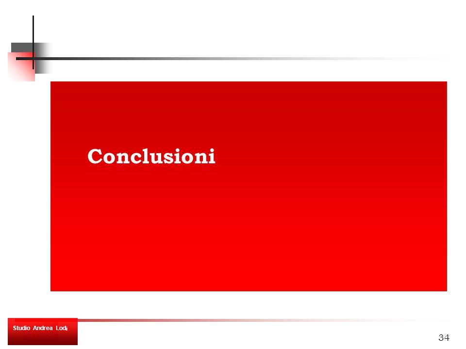 34 Conclusioni Studio Andrea Lod i