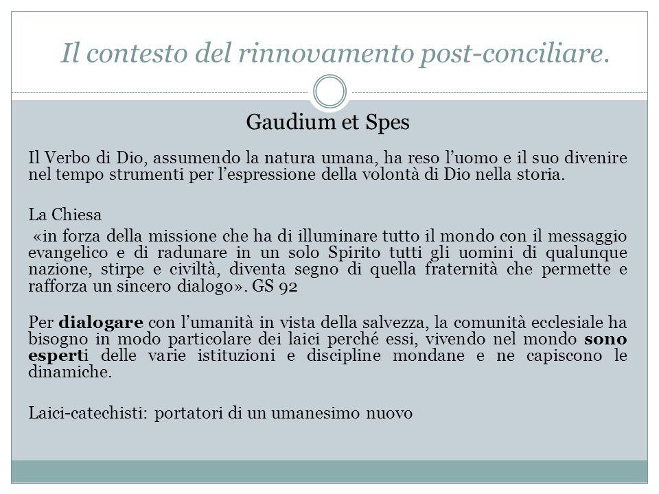 Gaudium et Spes Il Verbo di Dio, assumendo la natura umana, ha reso l'uomo e il suo divenire nel tempo strumenti per l'espressione della volontà di Dio nella storia.