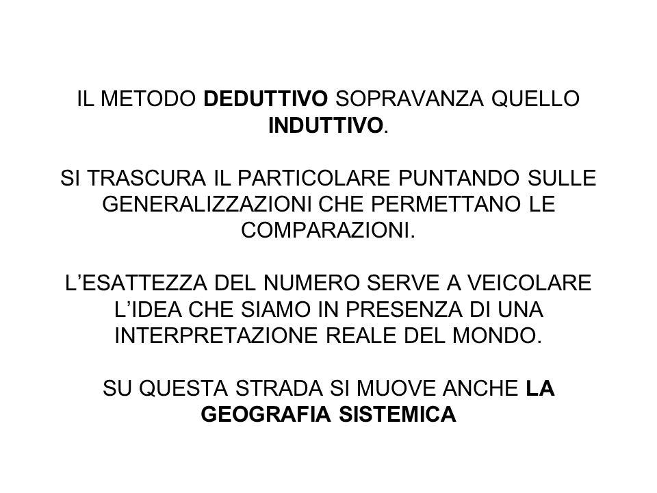 APPROCCIO SISTEMICO ALLA FINE DEGLI ANNI SESSANTA IL PENSIERO SCIENTIFICO VIENE INFLUENZATO DALLA TEORIA GENERALE DEI SISTEMI (VON BERTANLAFFY, 1968) CHE MUTUA DALLO STRUTTURALISMO L'IDEA DI ORGANICITA' E EVOLUZIONE DEI SISTEMI, MUTUATA DALLE SCIENZE BIOLOGICHE.