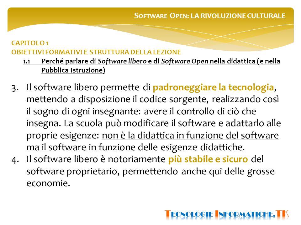 Software Open e Free Software Radici storiche In questo periodo apparvero i primi computer in kit di montaggio.