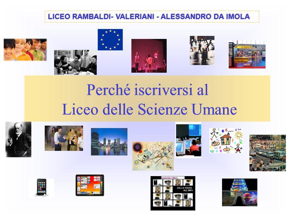 LICEO RAMBALDI- VALERIANI - ALESSANDRO DA IMOLA