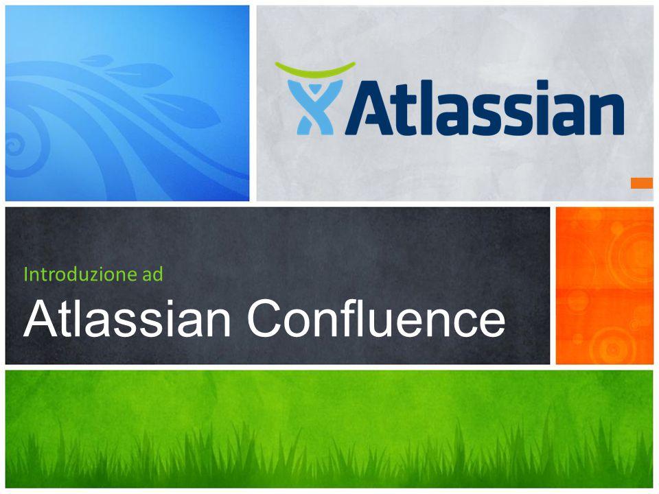 Introduzione ad Atlassian Confluence