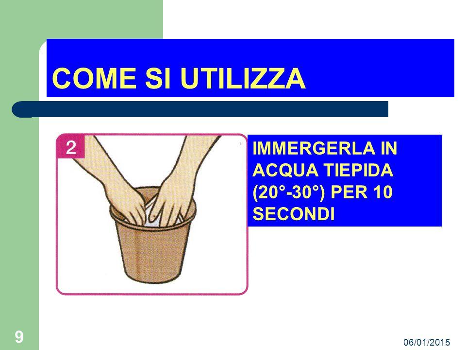 06/01/2015 19 Codici e formati Indica ZIONI -POST-ARTROSCOPIA - POST-OSTEOTOMIA