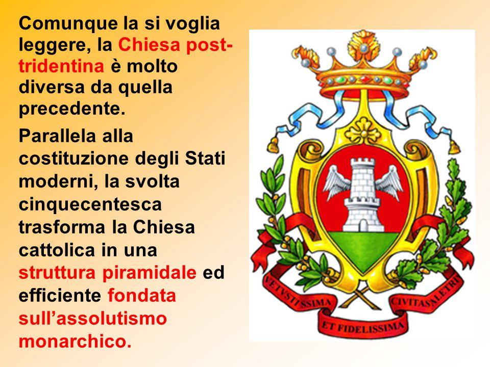 Paolo III (1534-49) Paolo III Farnese, seppure nepotista, prese sul serio il problema della riforma:  rinnovò il collegio cardinalizio  istituì una commissione per la riforma della Curia  favorì il dialogo con i protestanti  adottò anche misure repressive: l'Inquisizione romana ottenne giurisdizione universale (1542): nasce il Santo Uffizio.