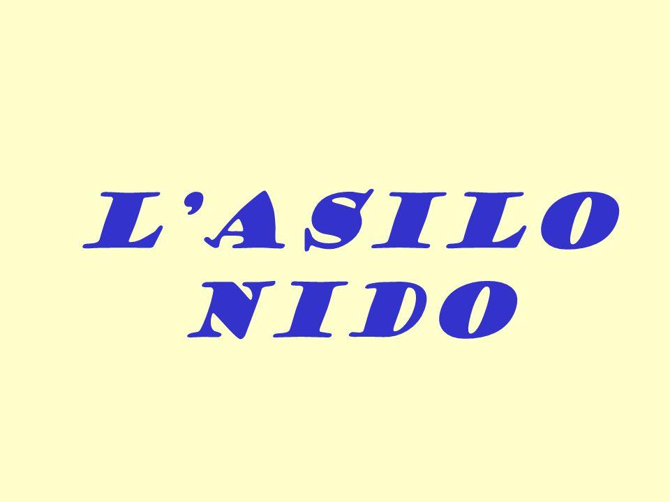 L'ASILO NIDO