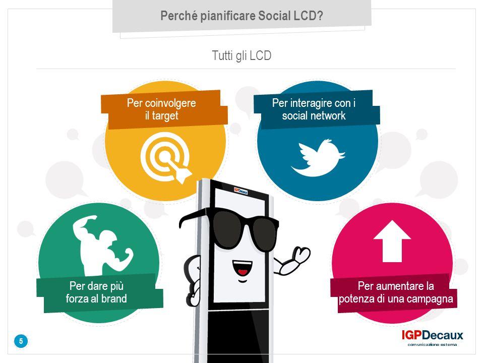 5 Perché pianificare Social LCD.