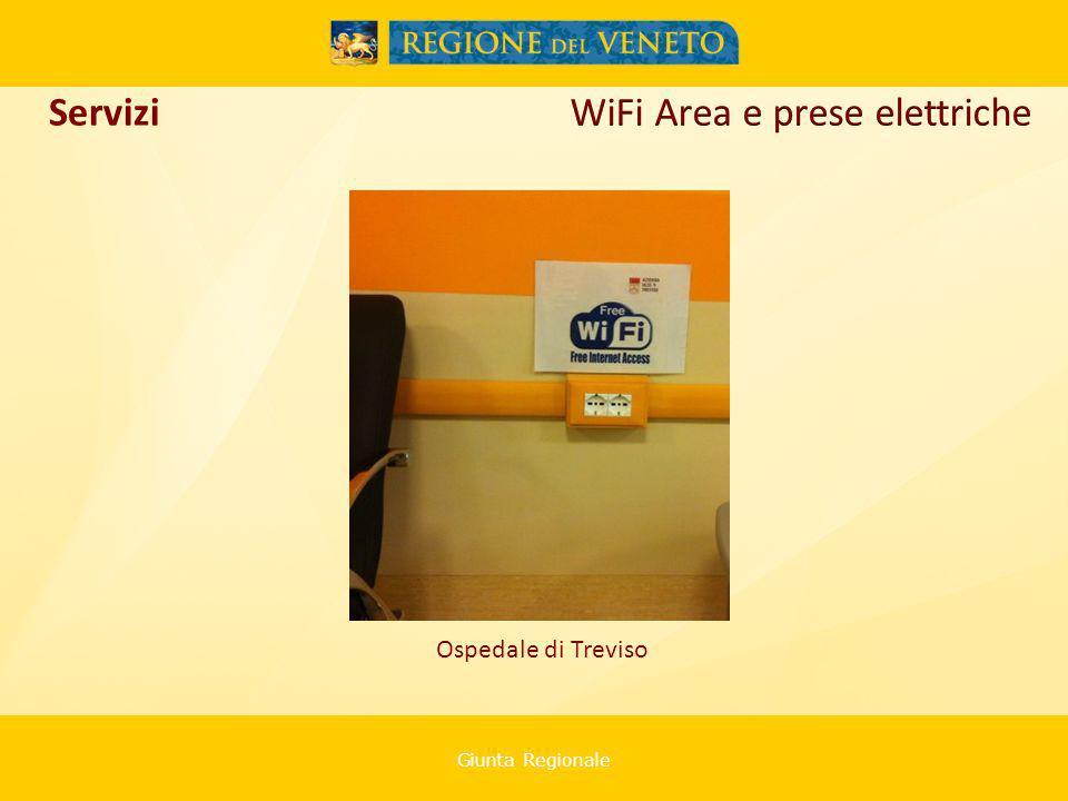 Giunta Regionale Ospedale di Treviso Servizi
