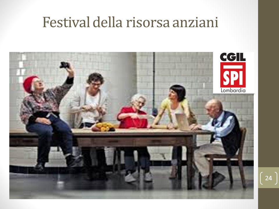 Festival della risorsa anziani 24