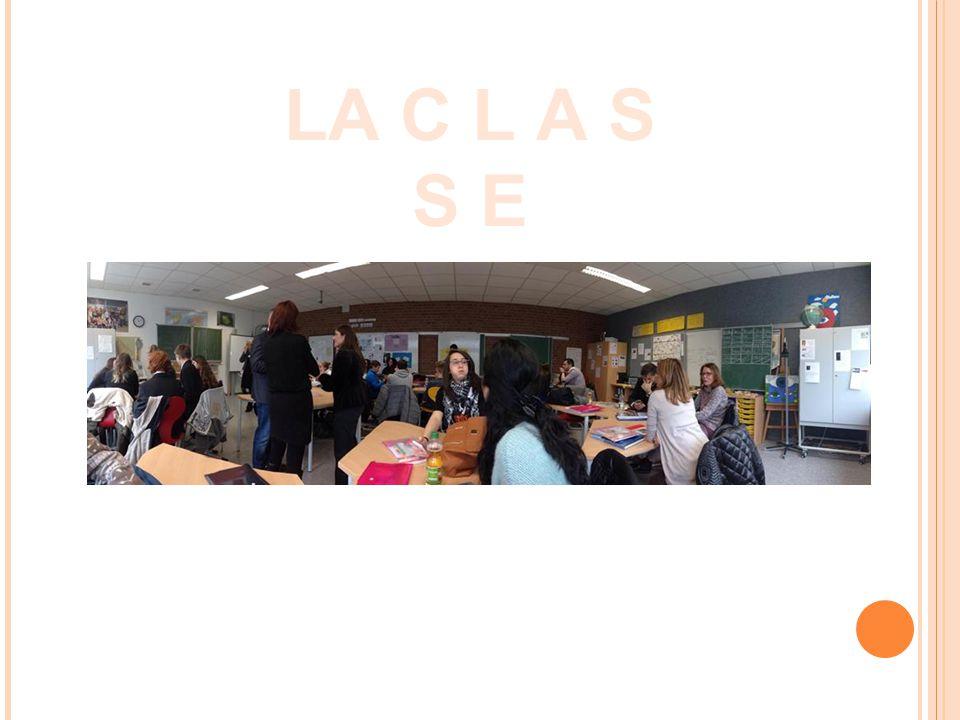 LA C L A S S E