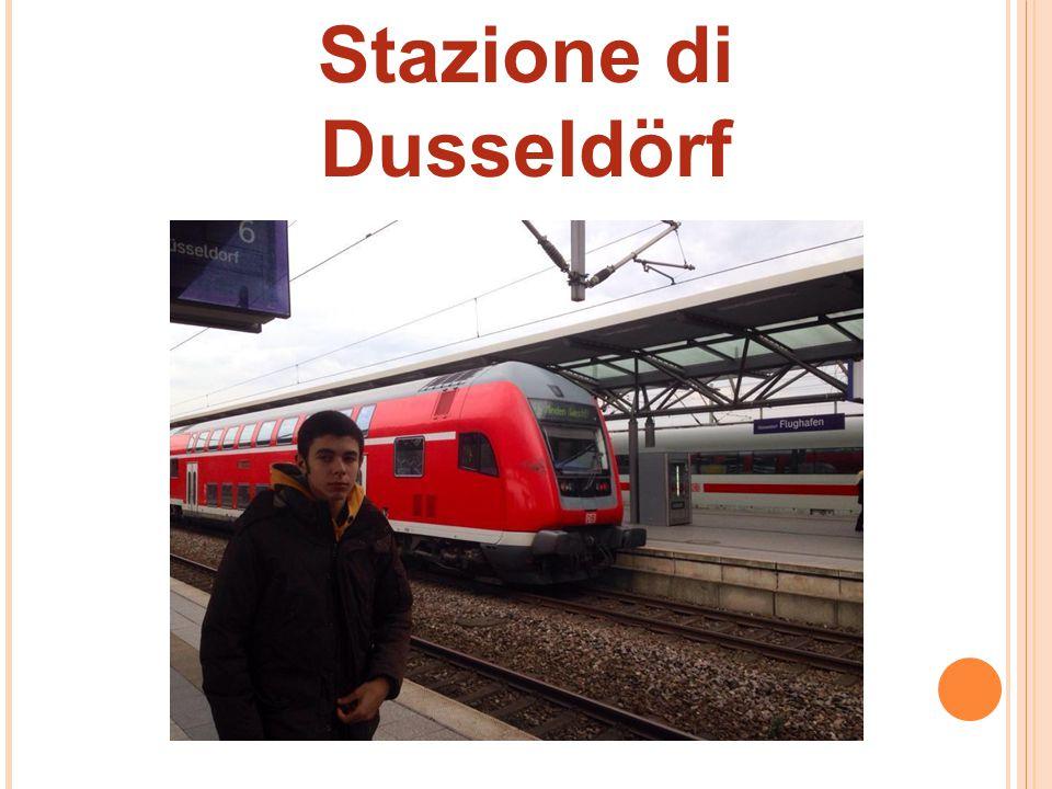 Stazione di Dusseldörf