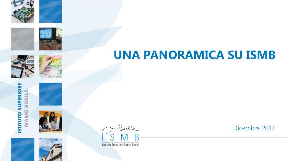 UNA PANORAMICA SU ISMB Dicembre 2014