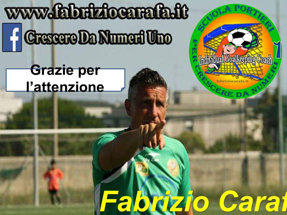 Facebook: Crescere Da Numeri 1 – www.fabriziocarafa.it Grazie per l'attenzione Fabrizio Carafa