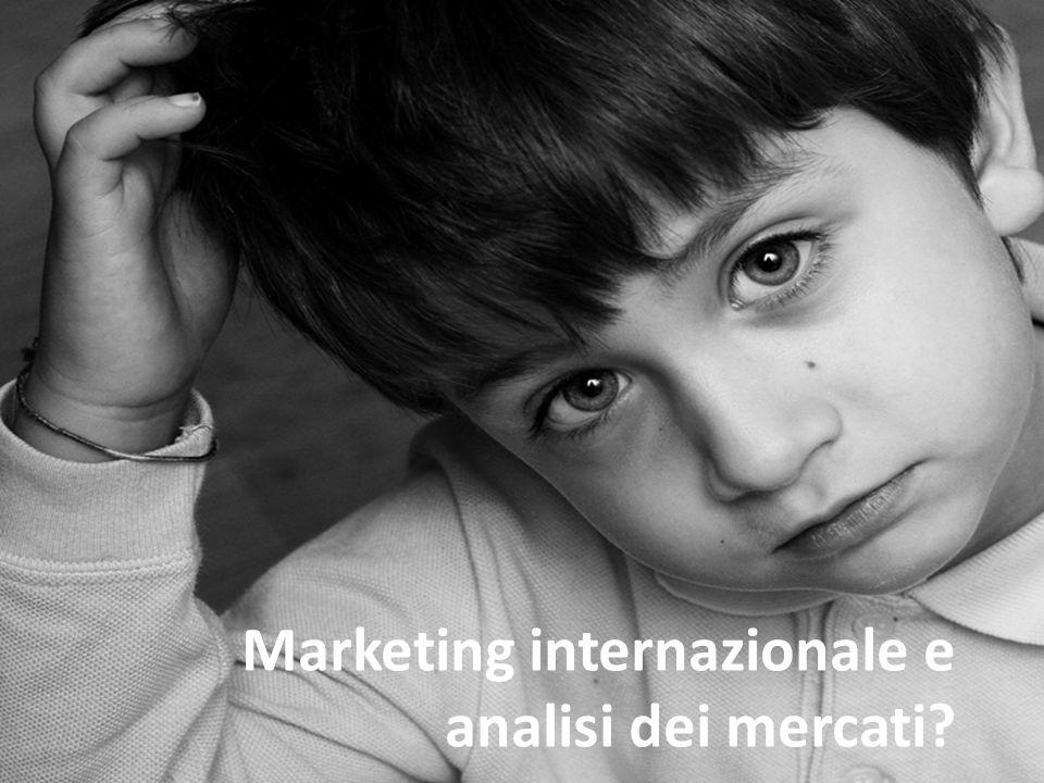 Web e social per l'internazionalizzazione delle PMI 13 91 discutibili [mini]tesi 1 Il marketing è morto in quanto sono esaurite le due condizioni che