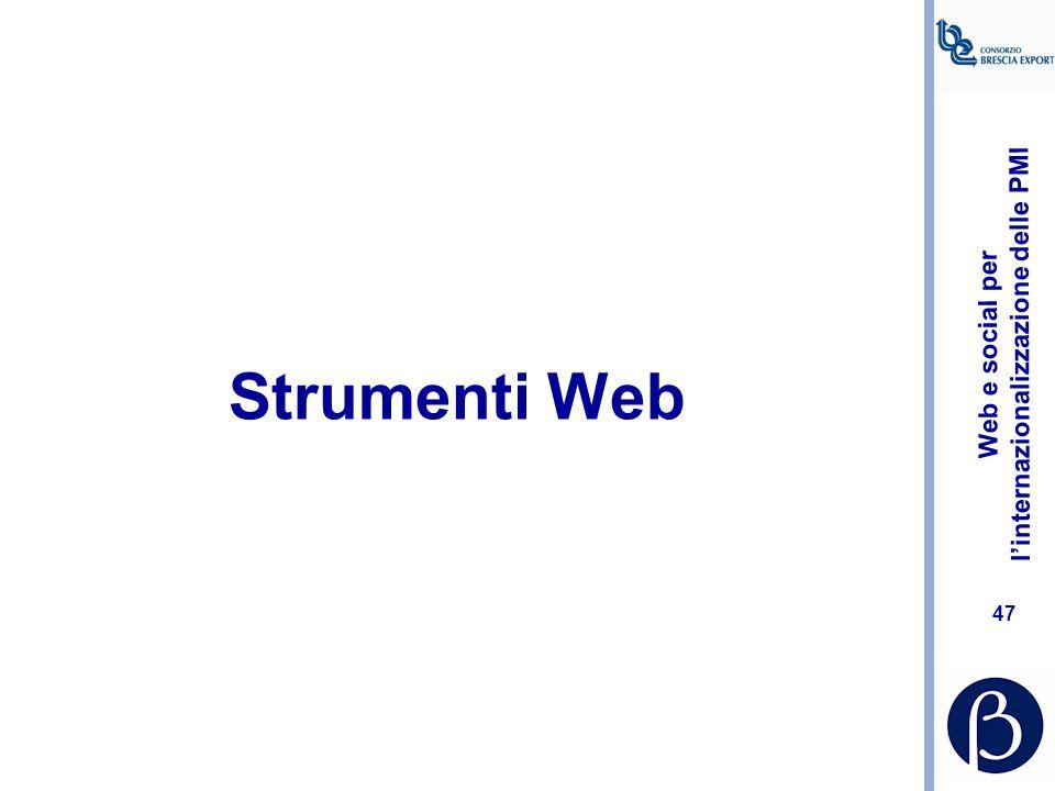 Web e social per l'internazionalizzazione delle PMI 46 Video CV for World of Warcraft Italian Localization https://www.youtube.com/watch?v=l2ESx_STyfE