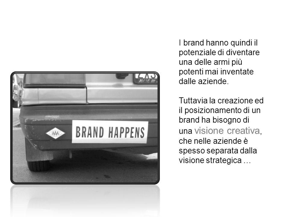 I brand hanno quindi il potenziale di diventare una delle armi più potenti mai inventate dalle aziende.