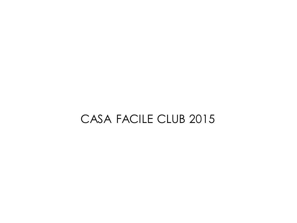CASA FACILE CLUB 2015