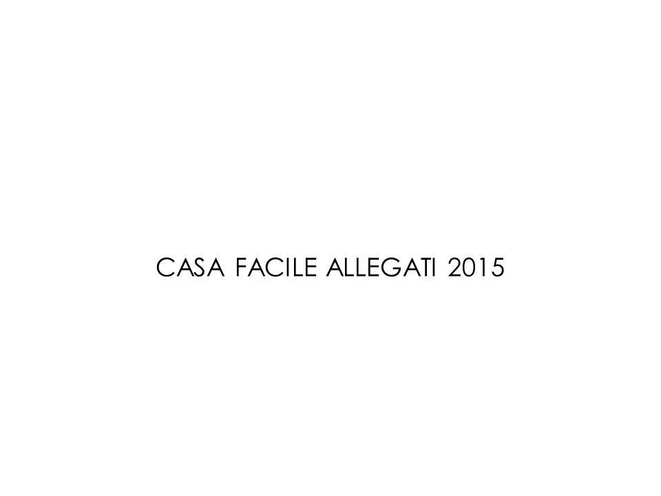CASA FACILE ALLEGATI 2015