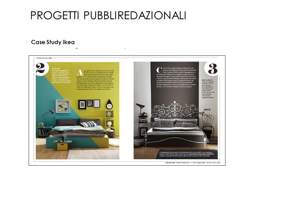 PROGETTI PUBBLIREDAZIONALI Case Study Ikea